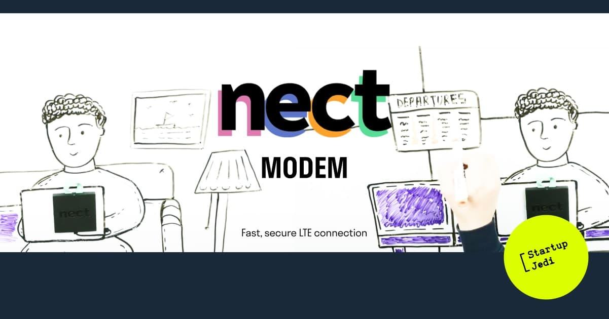 nect MODEM startup