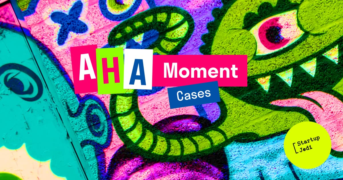 Aha-moment: case analysis
