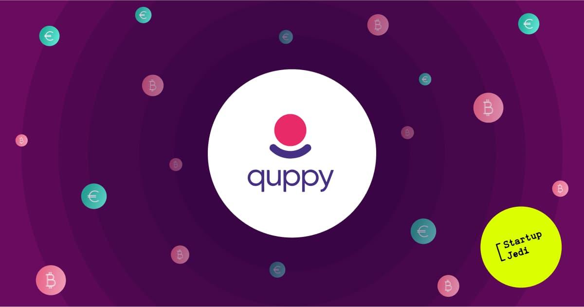 Quppy стартап