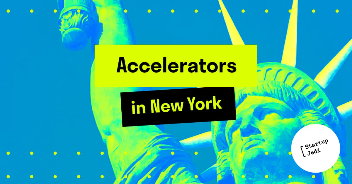Accelerators in New York