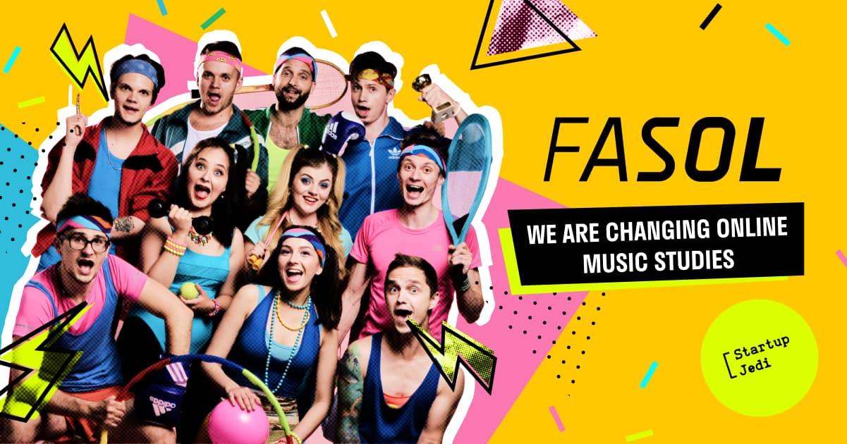 Fasol startup