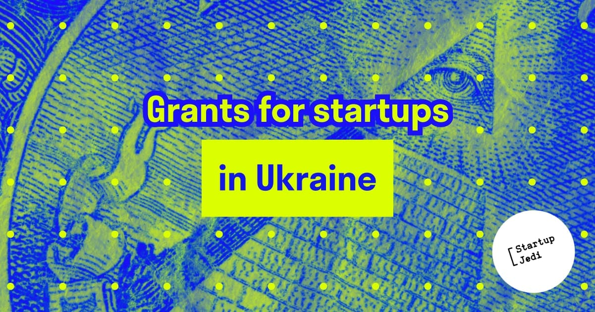 Grants for startups
