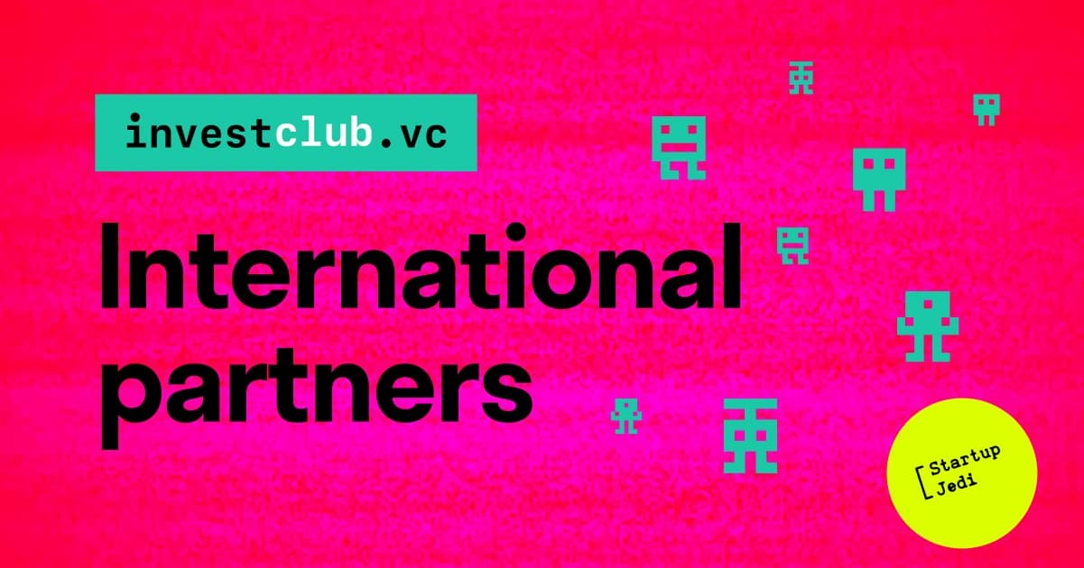International partners of investclub.vc