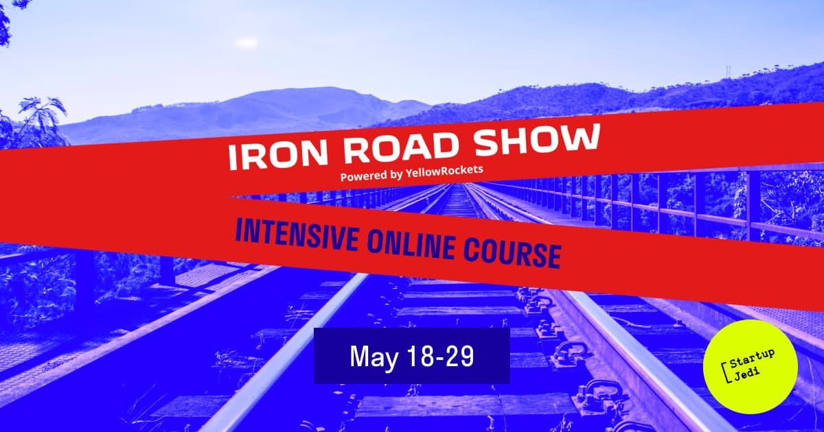 IRON ROAD SHOW