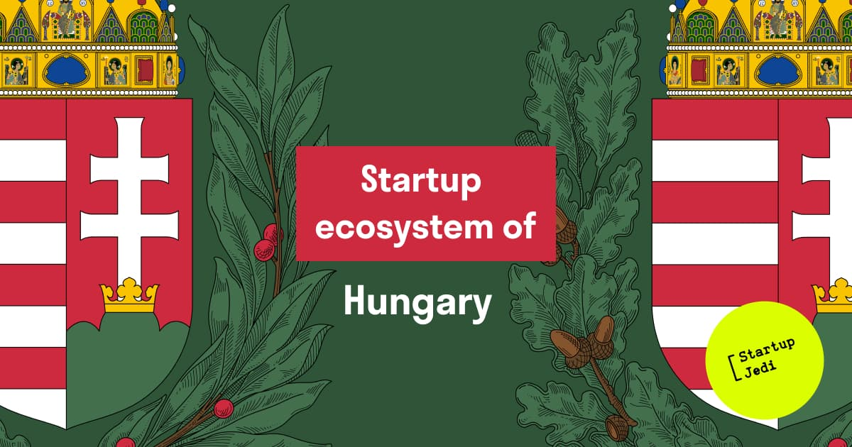 The startup ecosystem of Hungary