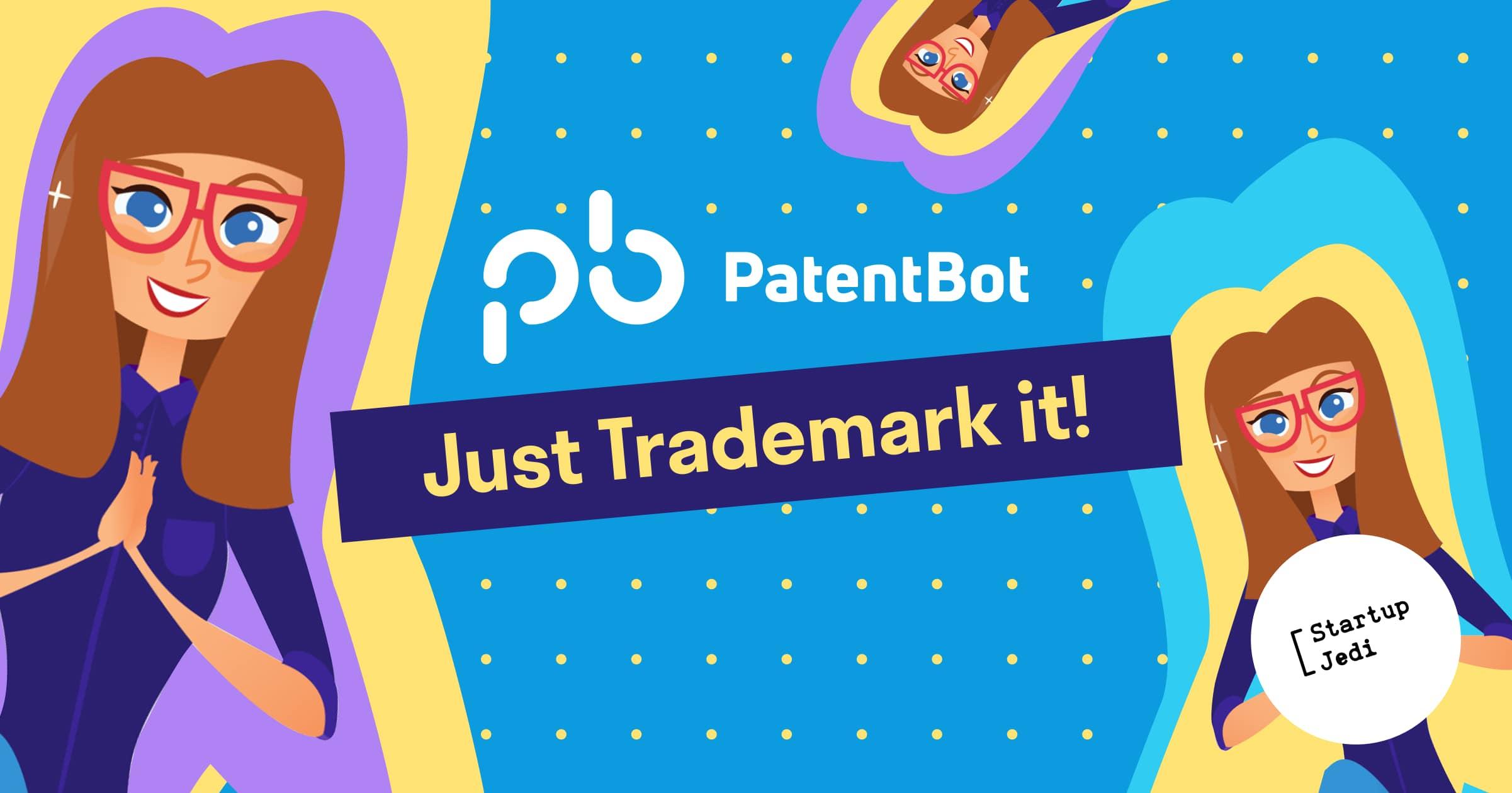 PatentBot startup