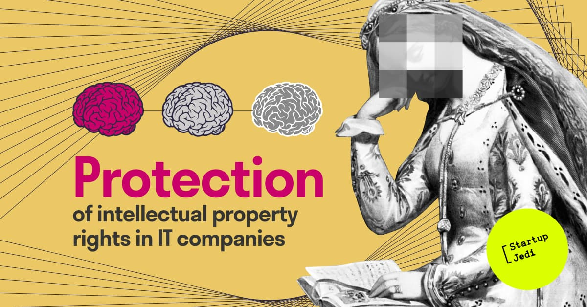 Protection of intellectual property as an important intangible asset of an IT company