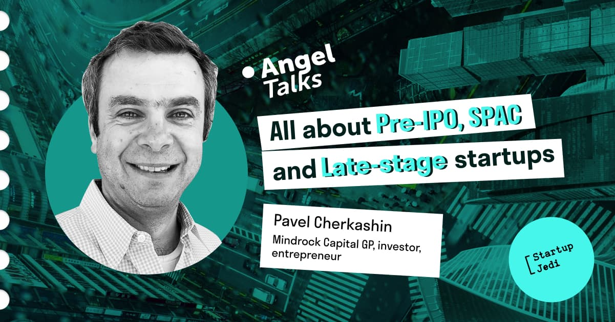 Pavel Cherkashin. SPAC, pre-IPO and how to make money on it