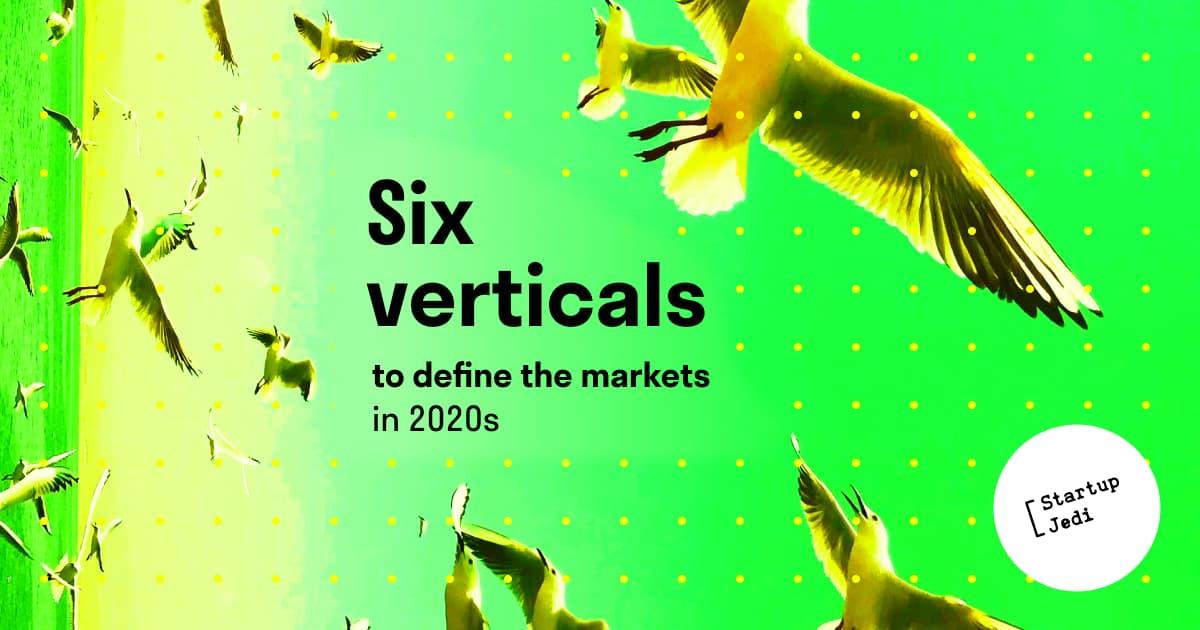 Venture markets 2020