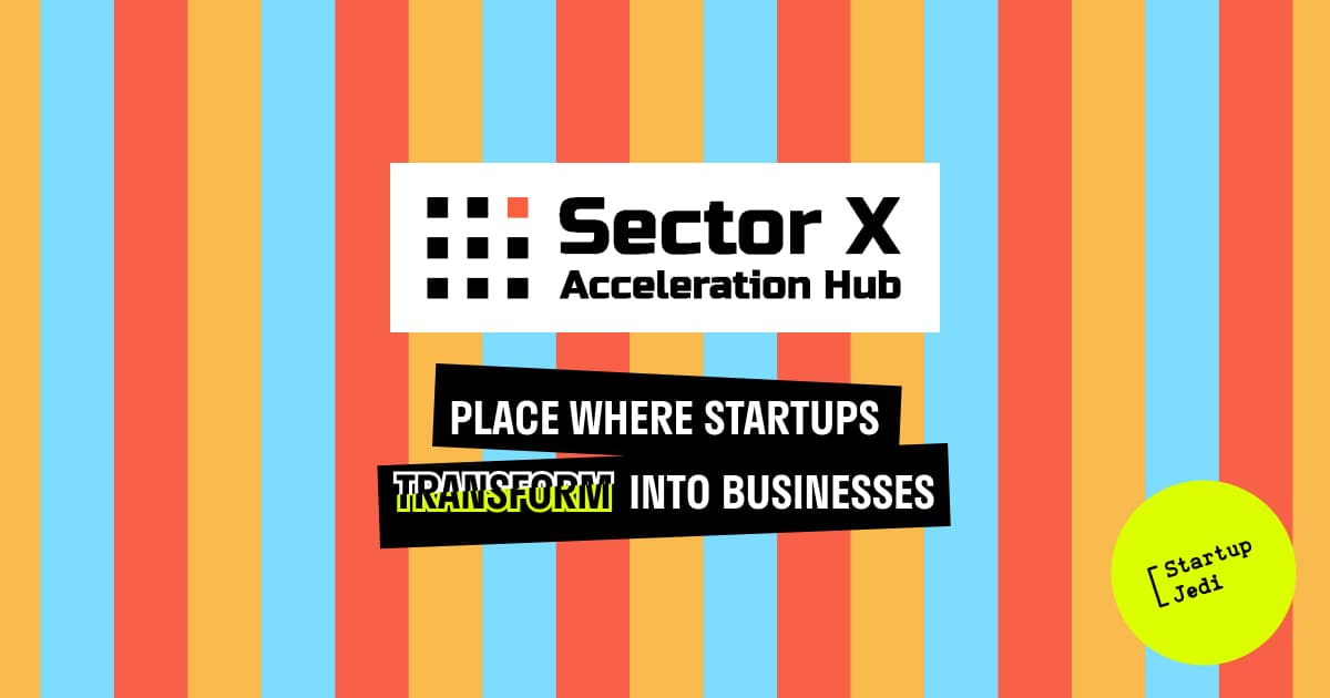Sector X acceleration hub