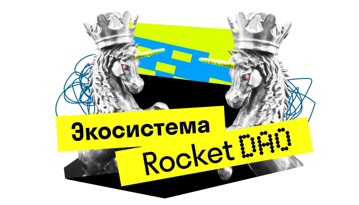 Стартап-экосистема Rocket DAO