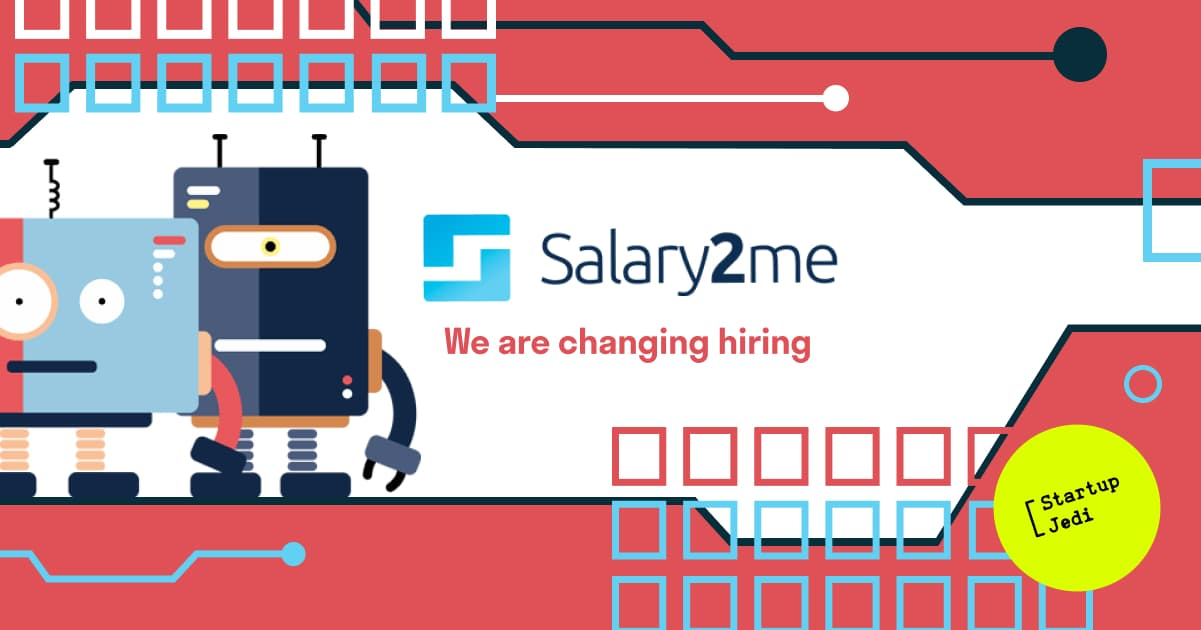 Salary2me startup
