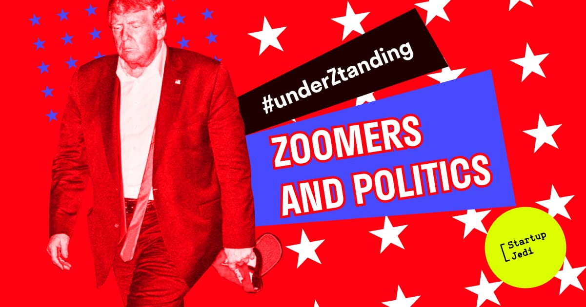 Zoomers and politics