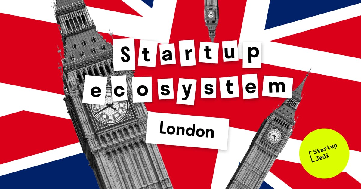 Startup ecosystem of London