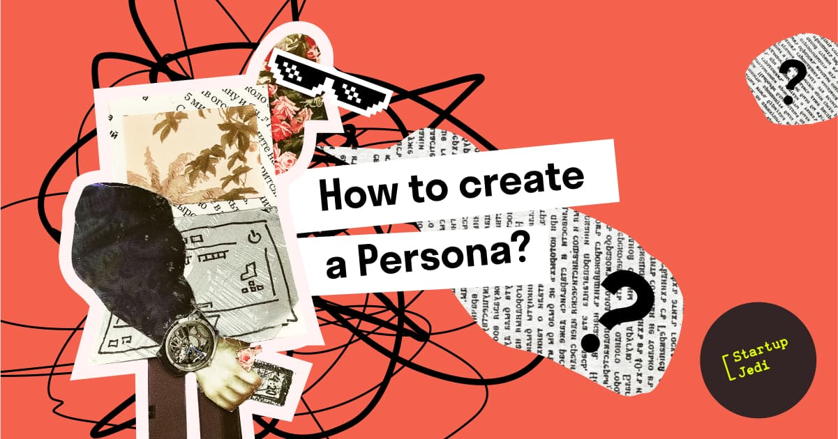 Customer research: how to create a persona