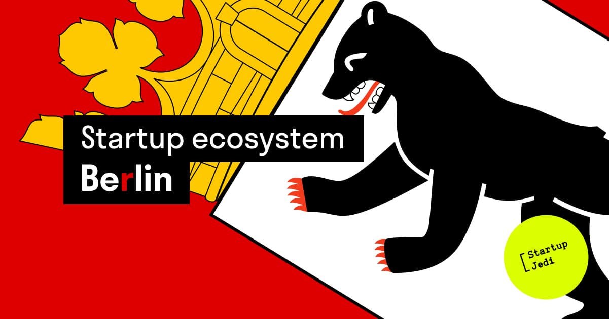 The startup ecosystem of Berlin