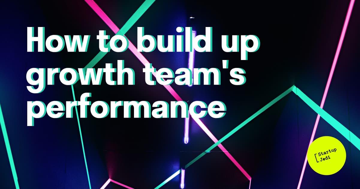 growth team performance