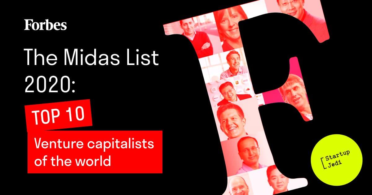 The Midas List 2020
