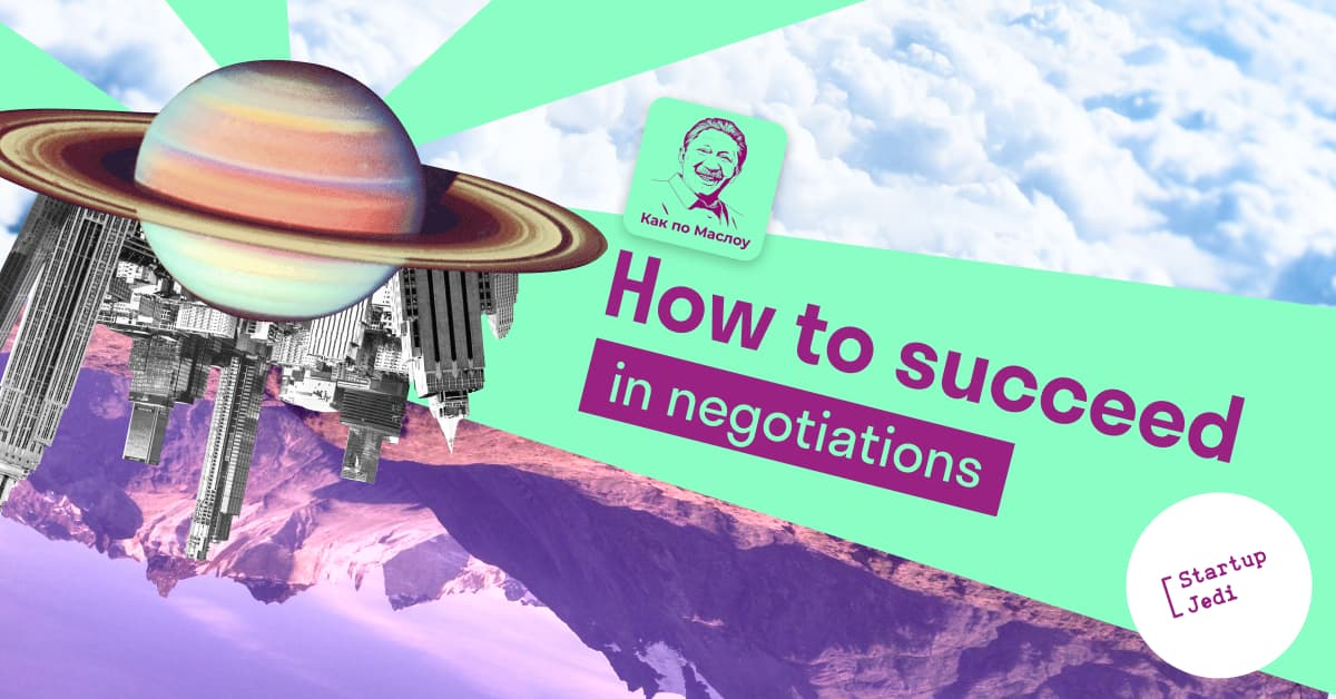 how to nail negotiations