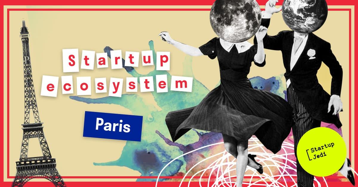 Startup ecosystem of Paris