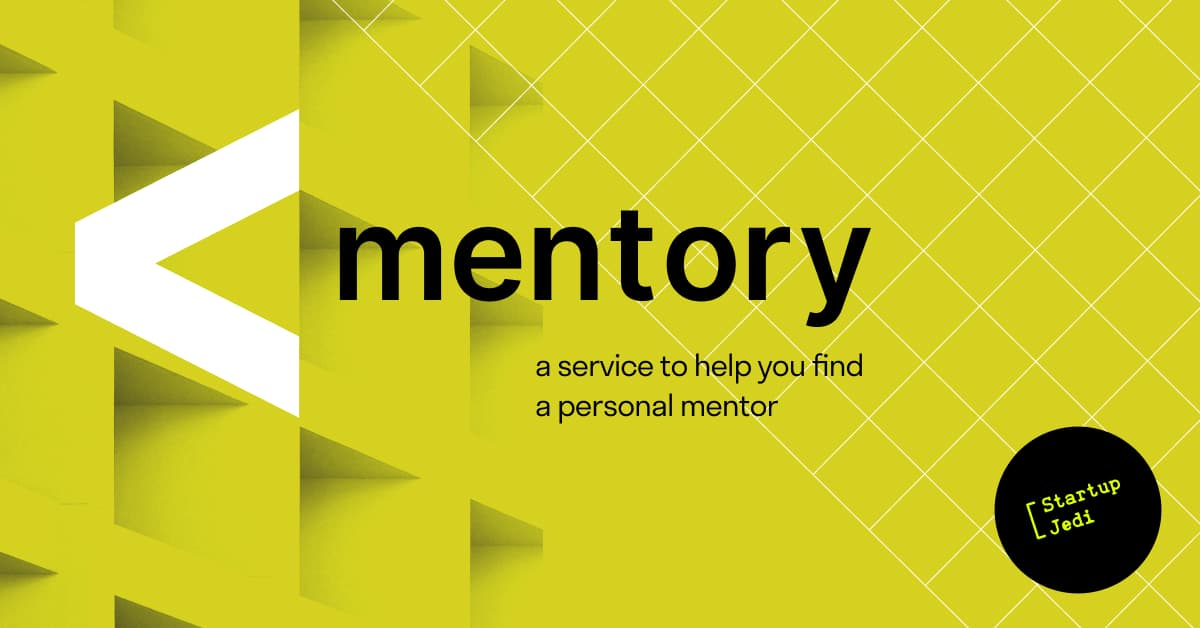 Turn-key service to find a mentor. How Mentory platform works