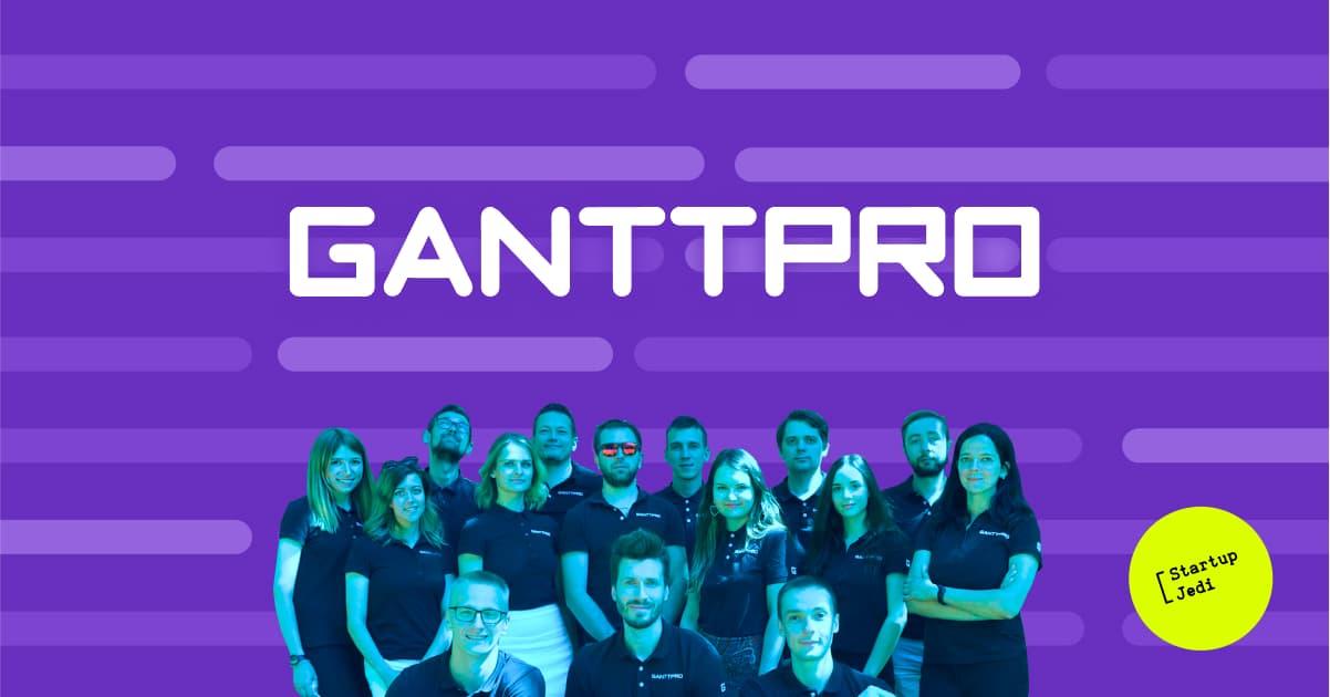 GanttPRO Startup Jedi