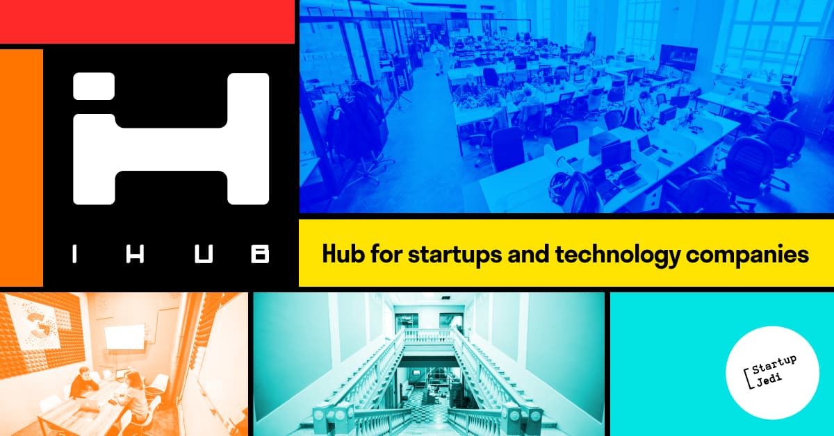 Dimitri Podoliev: How Ukrainian iHub increases the chances of startups