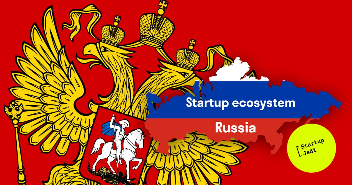 Startup ecosystem of Russia