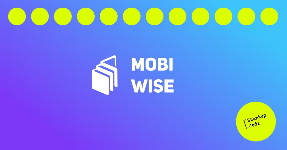MobiWise startup interview