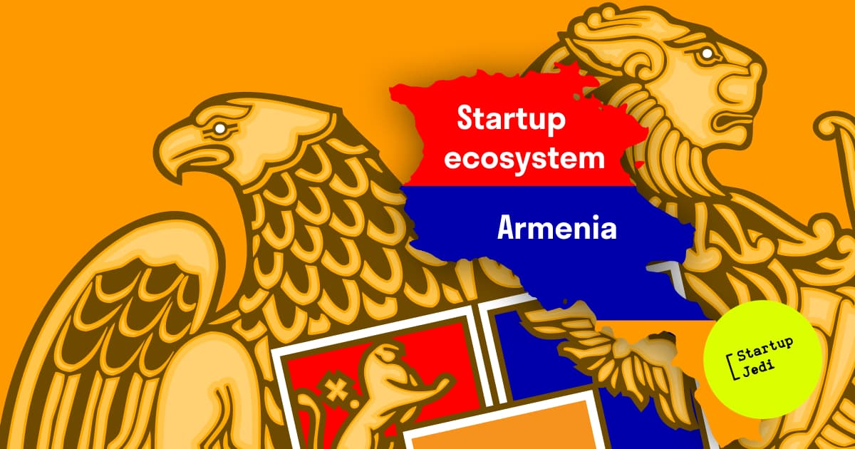 The startup ecosystem of Armenia