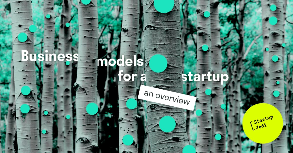 Business models for a startup
