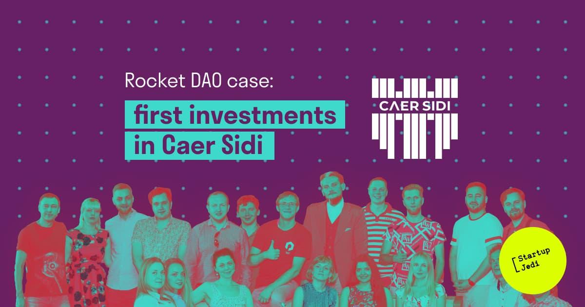 Caer Sidi investments