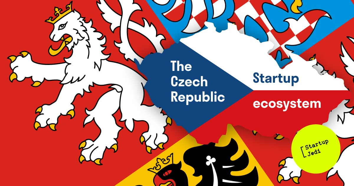 The startup ecosystem of the Czech Republic