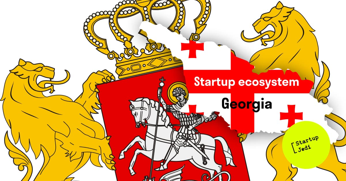 The startup ecosystem of Georgia