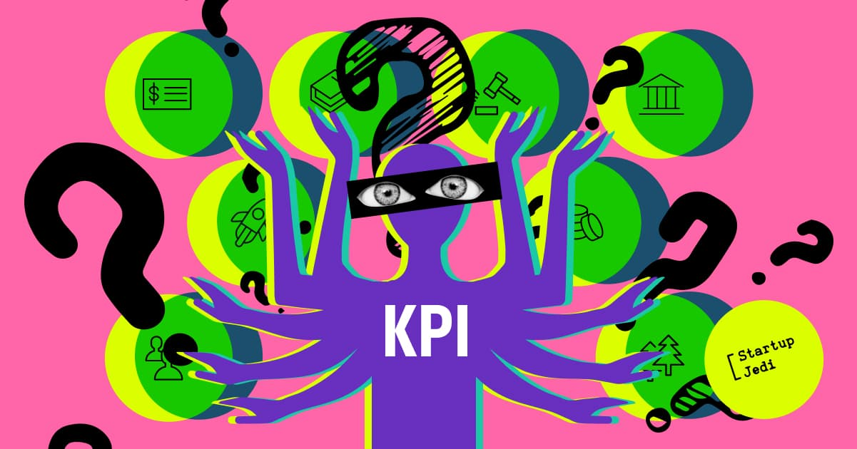 KPI for a startup team