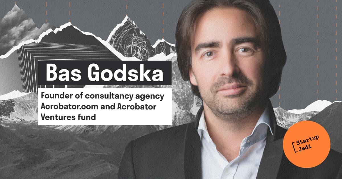 Investor Bas Godska