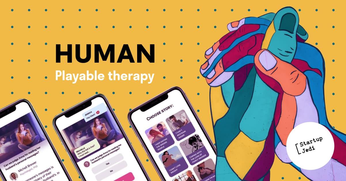 Human startup