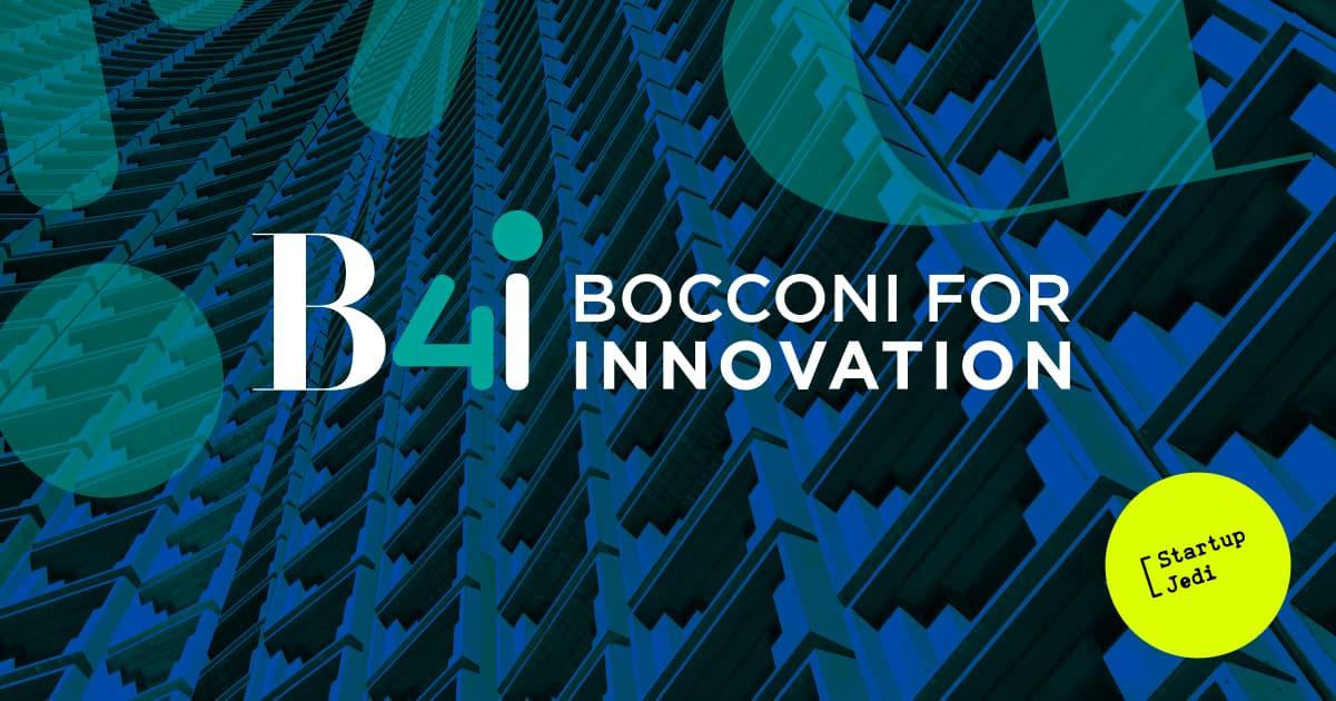 B4i - Bocconi for innovation