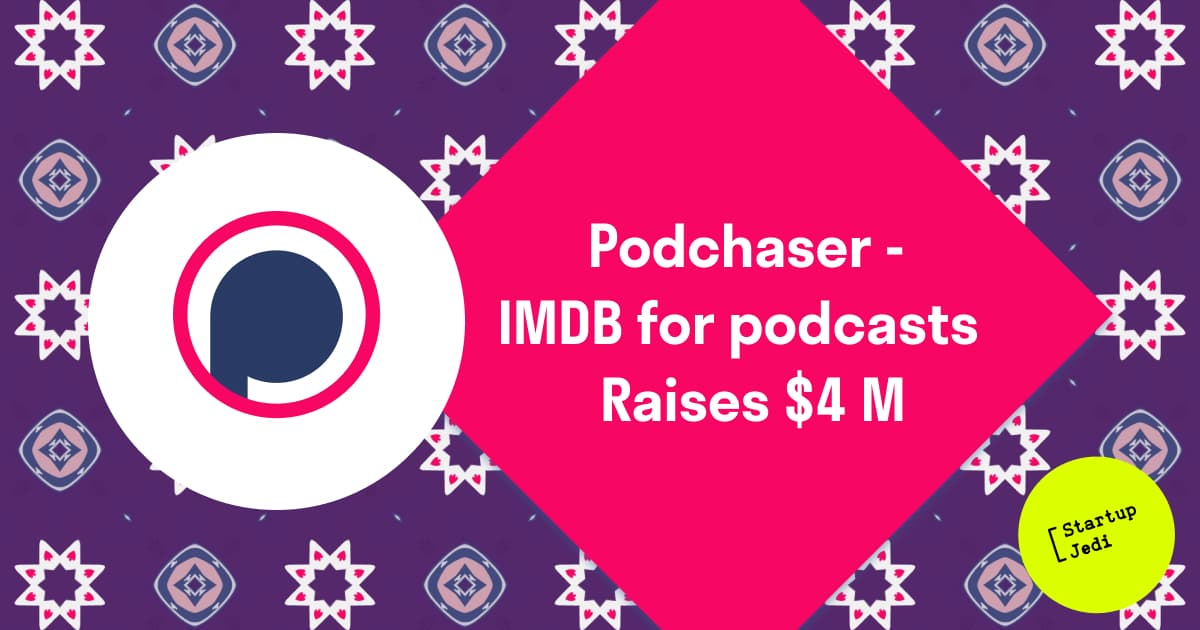 People love with their ears: Podchaser podcast database raises $4 million