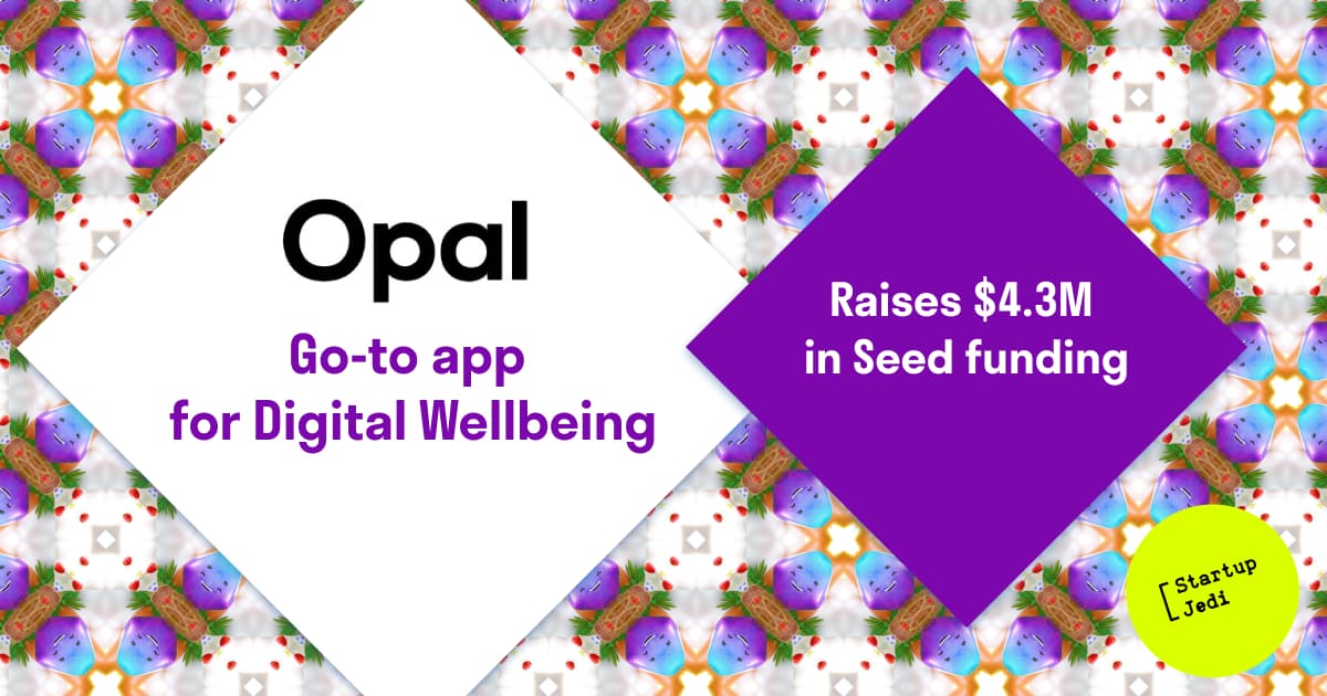 Hands off the phone: Opal raises $4.3M to keep us on social media less