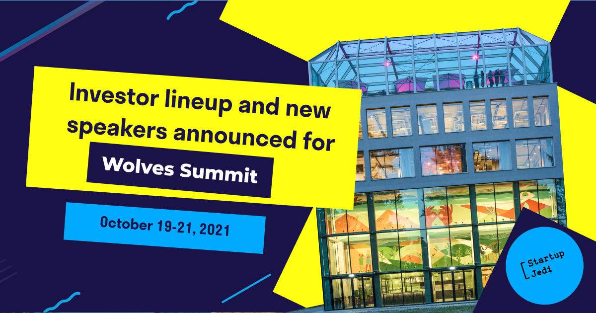Investor lineup and new speakers announced for Wolves Summit in October 19-21, 2021