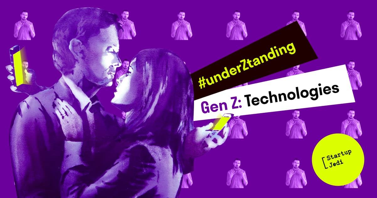 #underZtanding. How does Generation Z feel about modern technology?