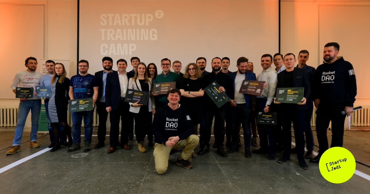 startup training camp